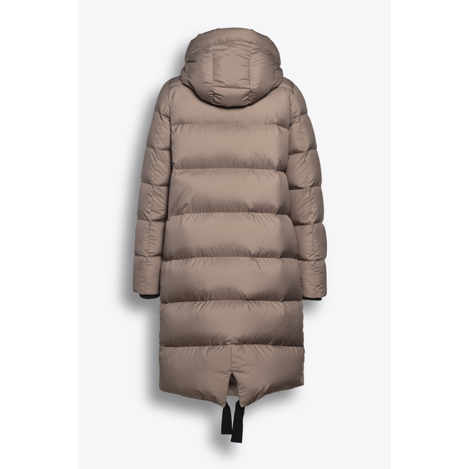 Beaumont Supersoft Parka Taupe