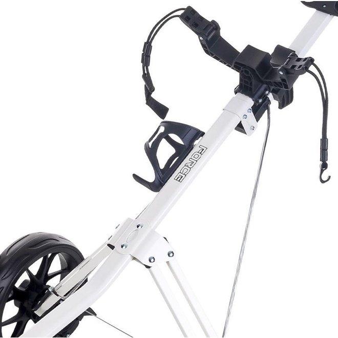 Fastfold Force Golf Trolley 3 Wheel