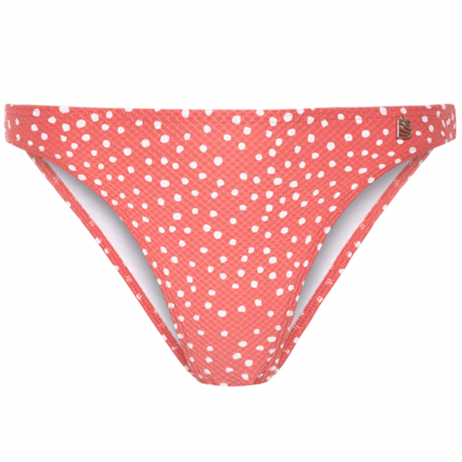 Beachlife Dames Freckles Slip Roze Stip