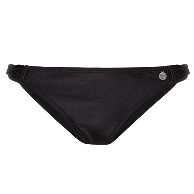 Beachlife Dames Twisted Slip Black