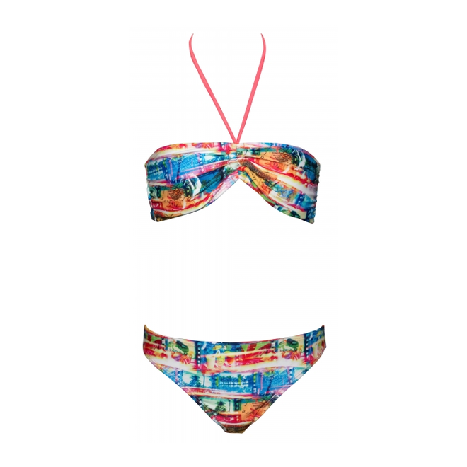 Boobs & Bloomers Meisjes Bikini Eliza Bandeau Bikini