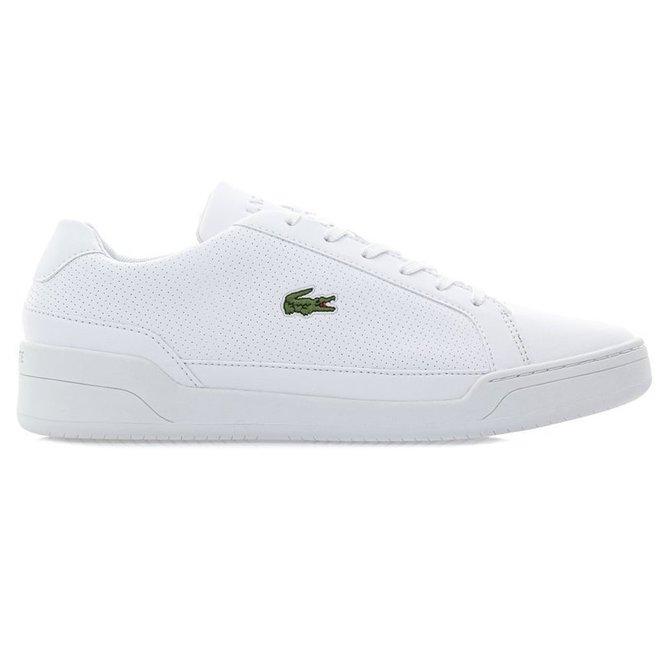 Lacoste Heren Challenge Sneakers Wit/Logo