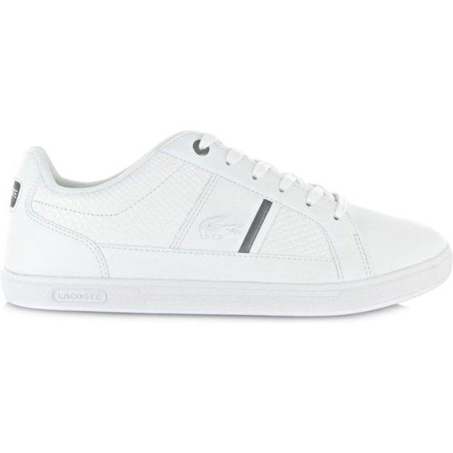 Heren Europa Sneakers Wit/Logo