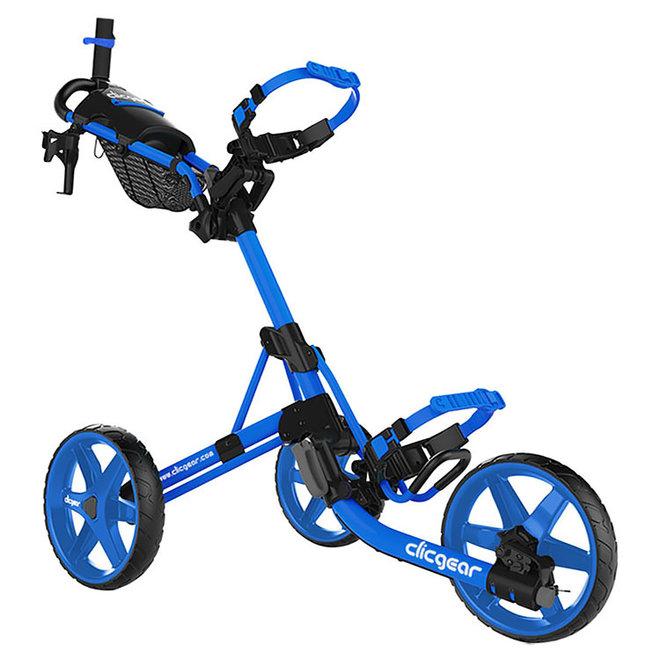 Clicgear 4.0 Golftrolley Mat Blauw
