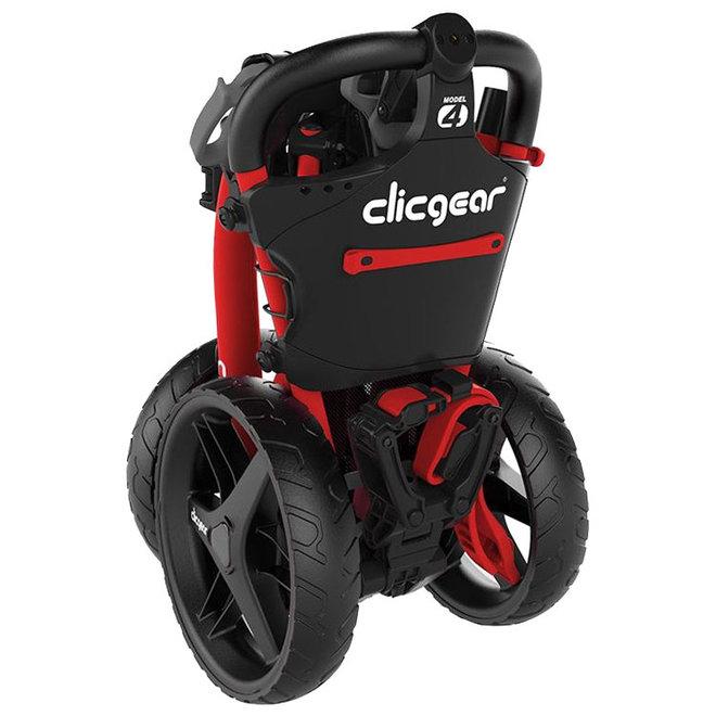 Clicgear 4.0 Golftrolley Mat Rood