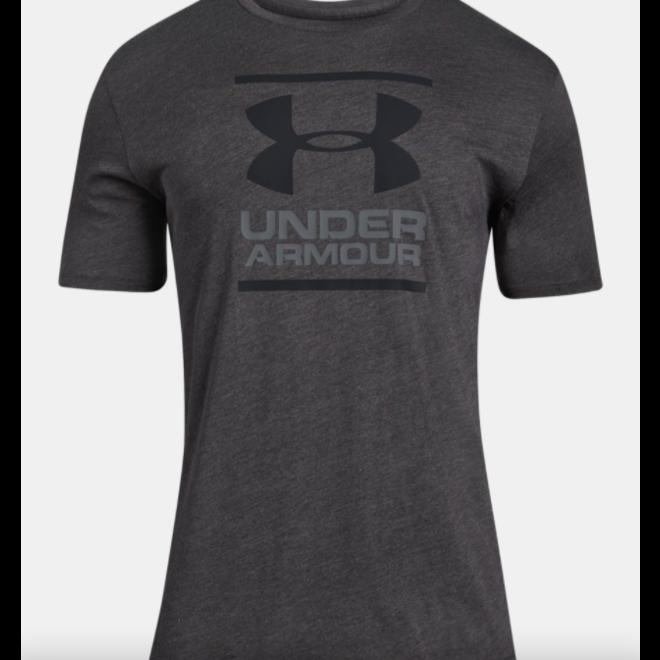 Under Armour GL Foundation T-shirt Dark Grey/Black