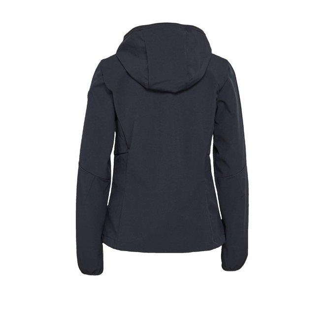 Luhta Dames Ilaja Softshell Jacket Donkerblauw