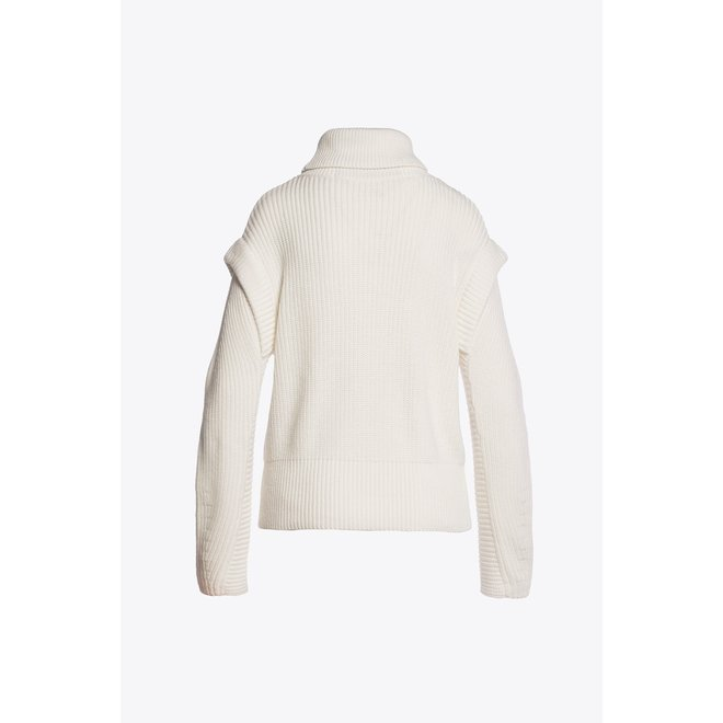 Beaumont Pullover Knitted Cream