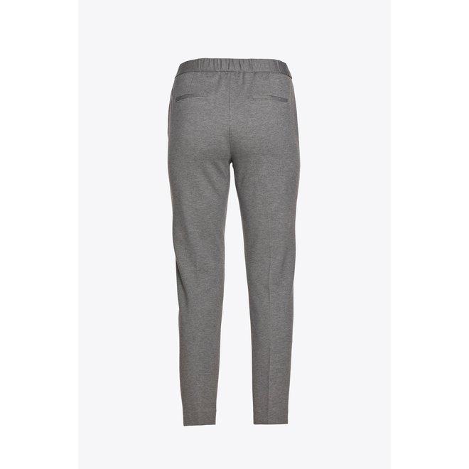 Beaumont Double Jersey Pants Jog Grey Heather