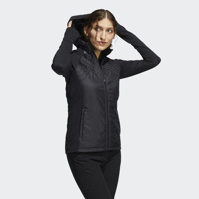 Adidas Woman  Hybrid QLT Jacket Black