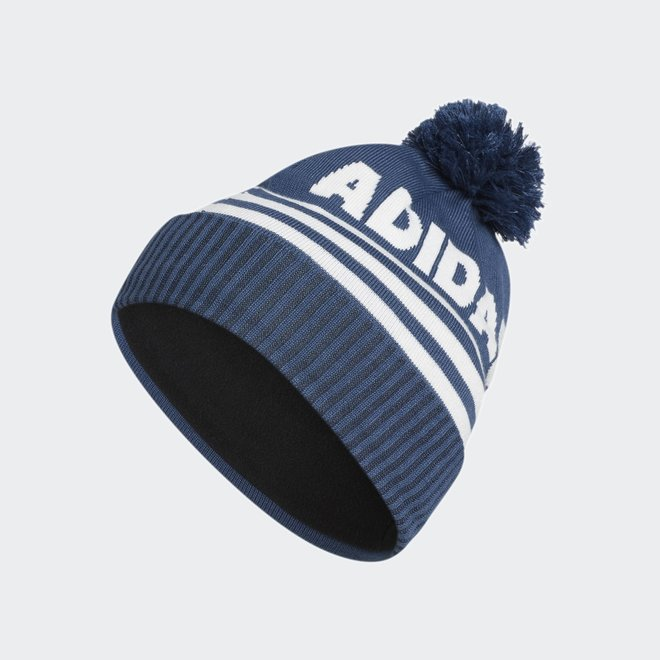 Adidas Front Beanie Crew Winter Muts Blue