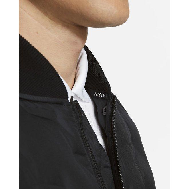 Nike Therma-FIT ADV Men's Full-Zip Golf Jacket Black