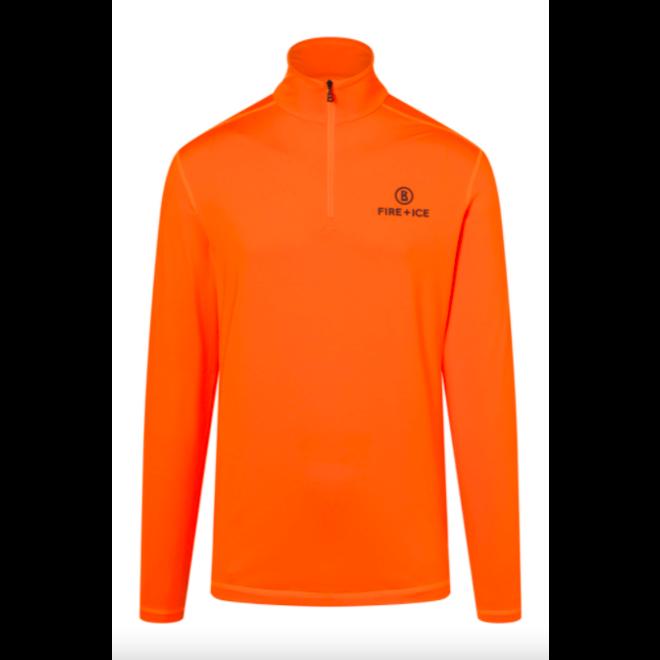 Fire + Ice Pascal Heren Ski Pully Oranje