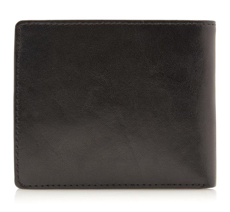 Castelijn & Beerens Gaucho billfold zwart - 424190
