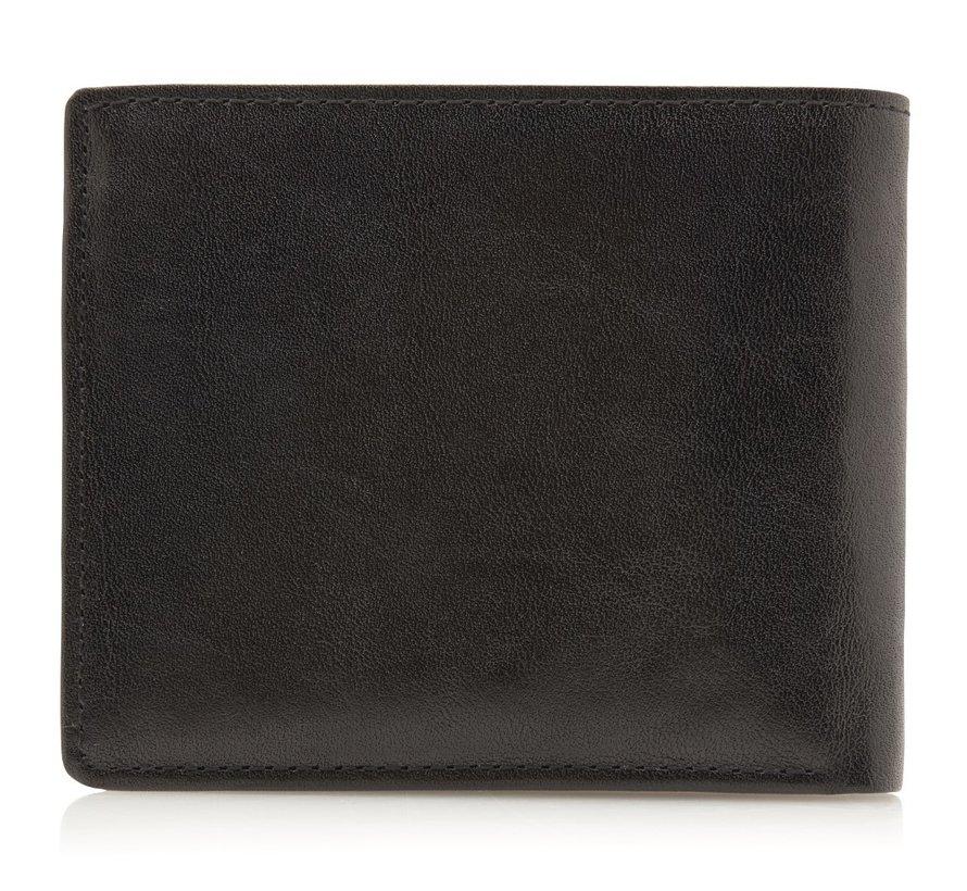 Castelijn & Beerens Gaucho billfold zwart