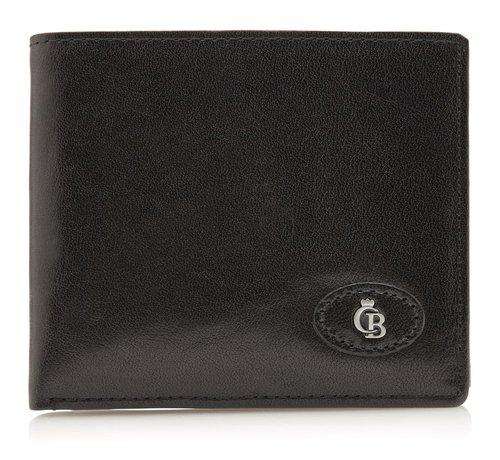 Castelijn en Beerens Castelijn & Beerens Gaucho billfold zwart - 424288
