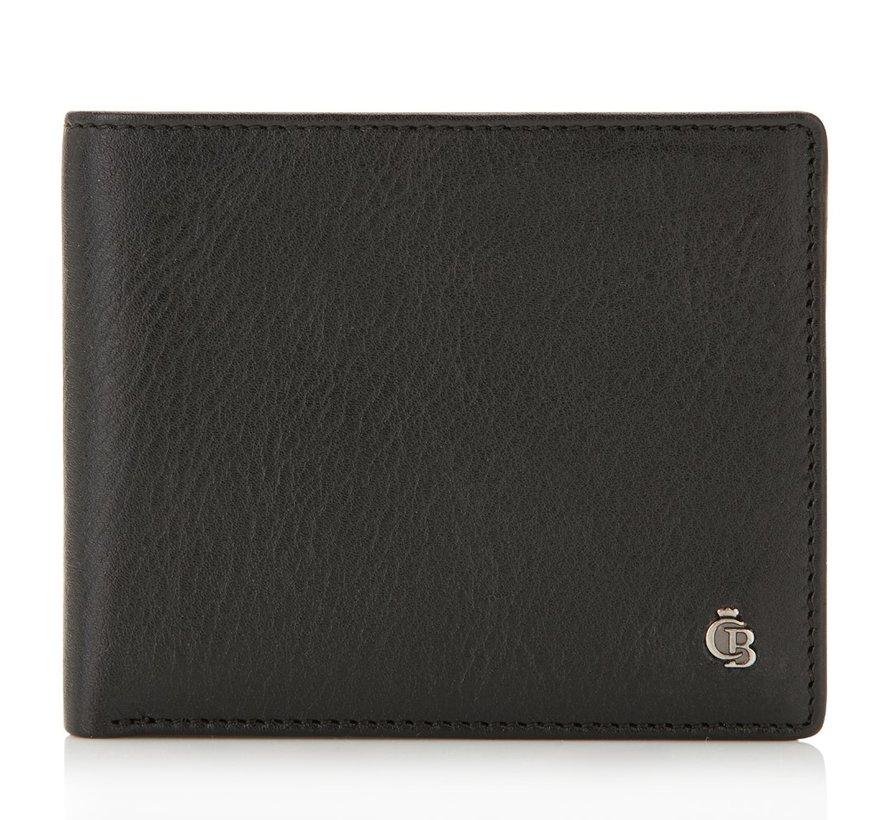 Castelijn & Beerens Nova billfold zwart - 644190