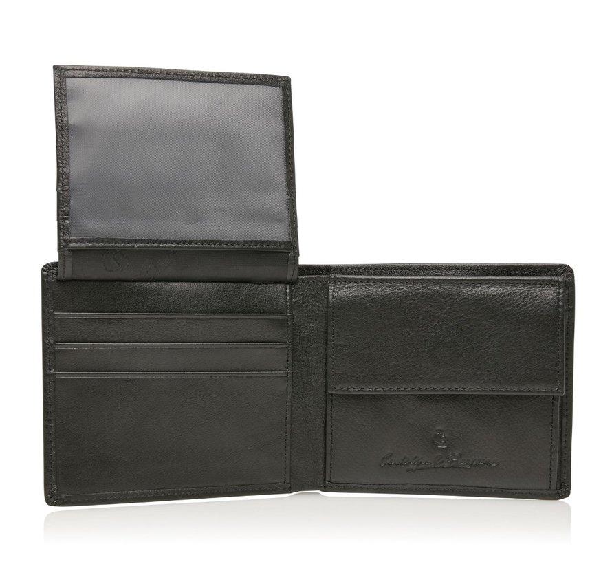 Castelijn & Beerens Vita billfold zwart - 674191