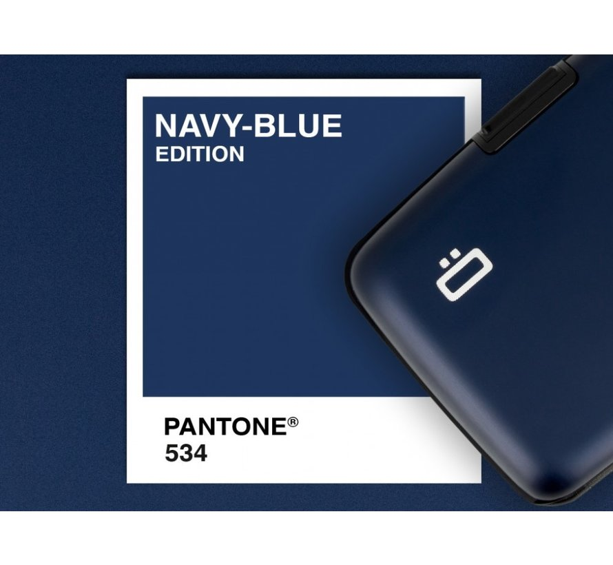 Ögon Stockholm navy-blue