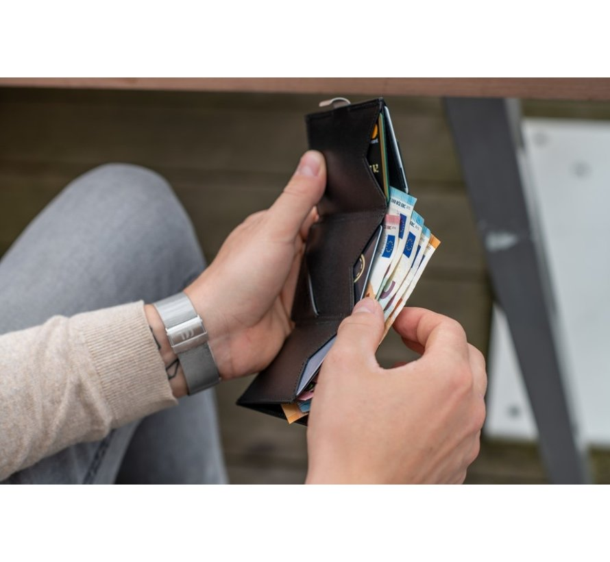 Exentri Wallet black