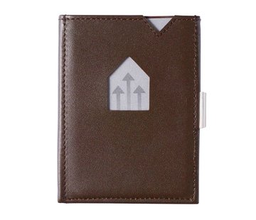Exentri Exentri Wallet brown