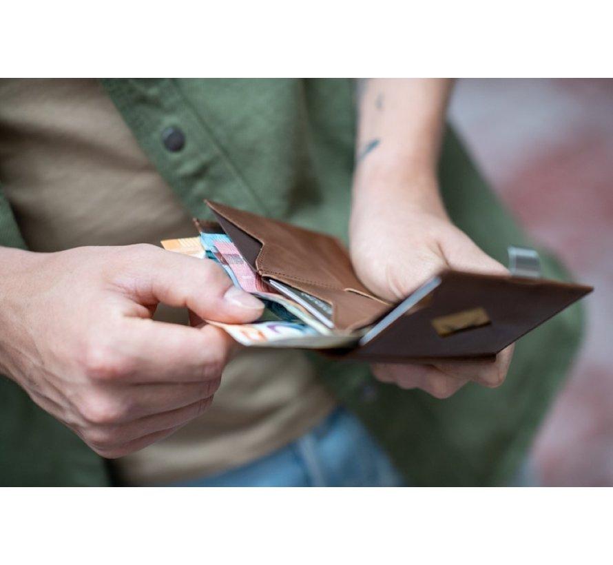Exentri Wallet hazelnut