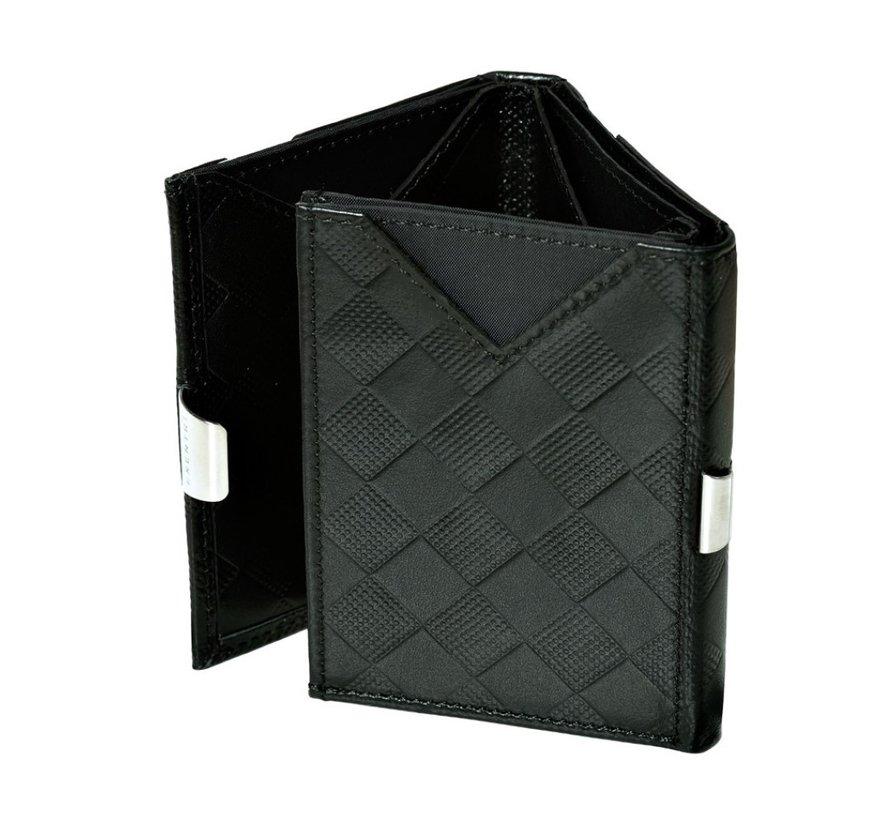Exentri Wallet black chess