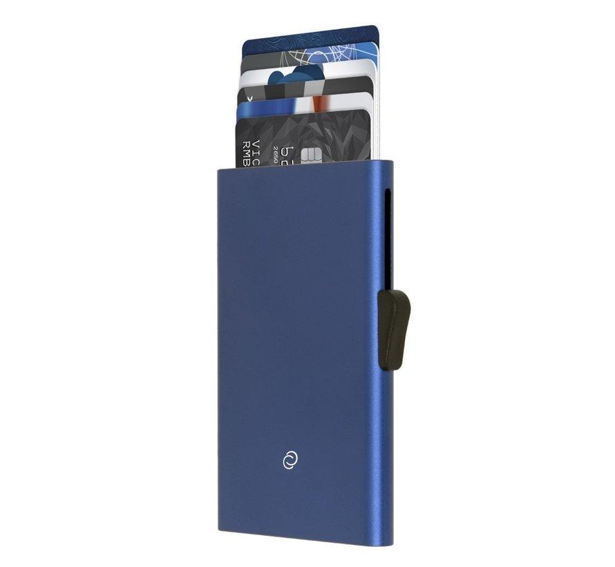 C-secure Cardholder indigo blue