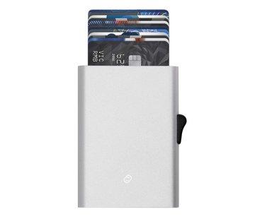 C-secure C-secure XL Cardholder silver
