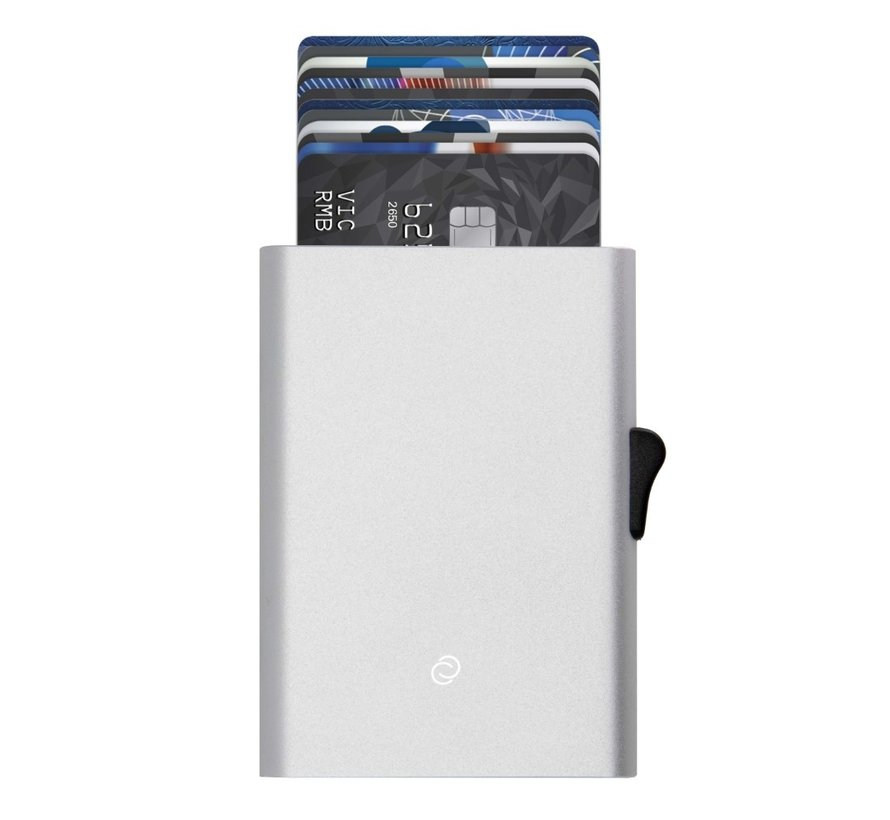 C-secure XL Cardholder silver