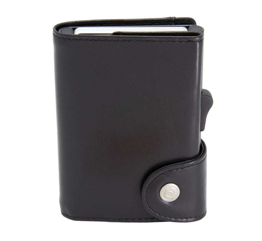 C-secure XL Coin Wallet nero