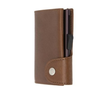 C-secure C-secure Wallet Vegetable Tanned gun