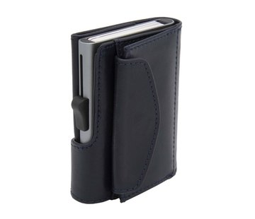 C-secure C-secure XL Coin Wallet Vegetable Tanned montana