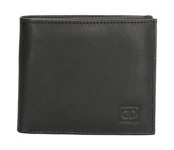Double-D Double-D portemonnee 113 zwart