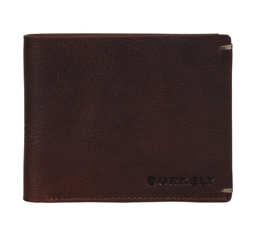 Burkely Burkely Antique Avery billfold low coin bruin