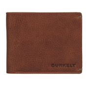 Burkely Burkely Antique Avery billfold low coin cognac