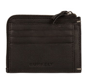 Burkely Burkely Antique Avery cc wallet zwart