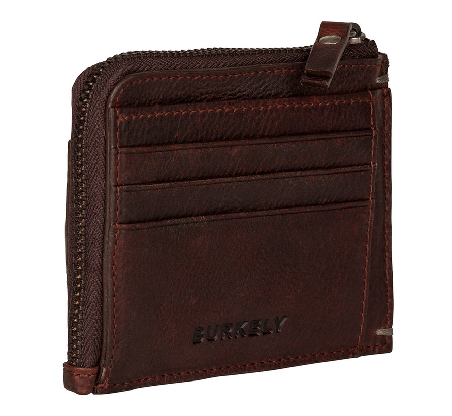 Burkely Antique Avery cc wallet bruin