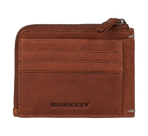 Burkely Burkely Antique Avery cc wallet cognac