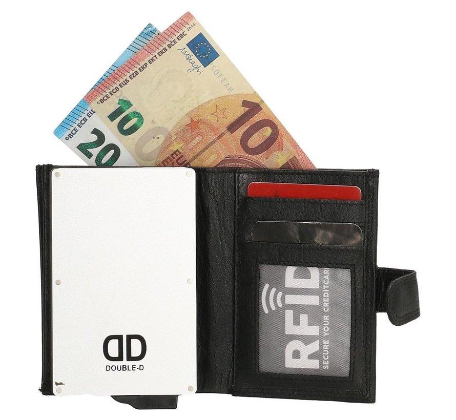 Double-D creditcardhouder 632 zwart