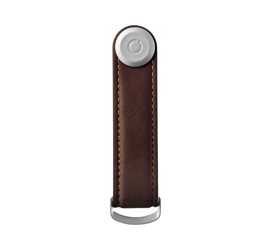 Orbitkey Premium Leather 2.0 espresso brown