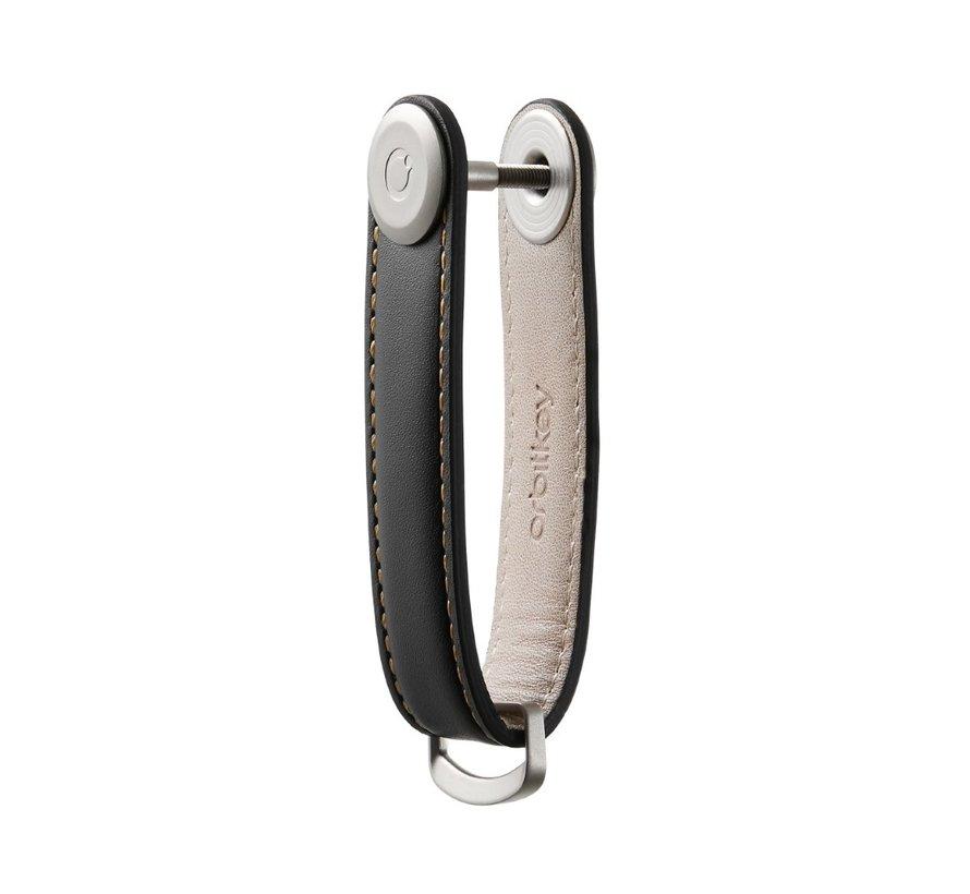 Orbitkey Premium Leather 2.0 black tan