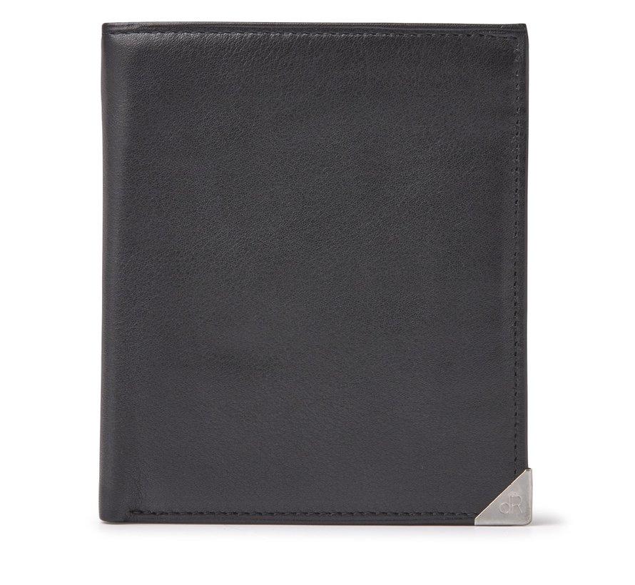 dR Amsterdam Toronto portefeuille zwart - 15704