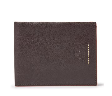 DR Amsterdam dR Amsterdam Icon billfold brown