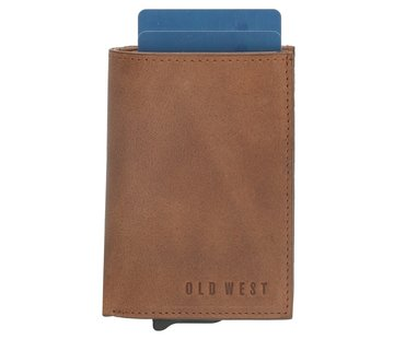 Old West Old West Austin safety wallet bruin