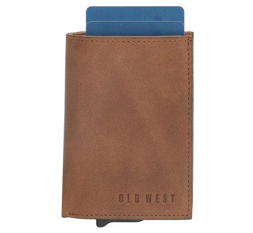 Old West Old West Austin safety wallet bruin