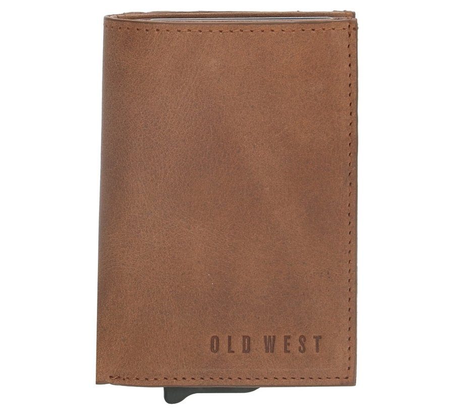 Old West Austin safety wallet bruin