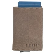 Old West Old West Austin safety wallet grijs