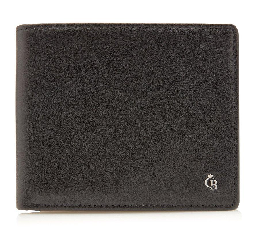 Castelijn & Beerens Vita billfold zwart - 674150