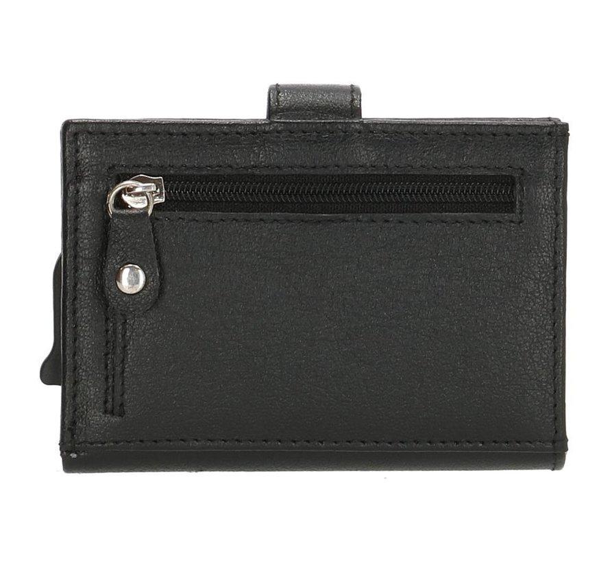 Double-D creditcardhouder 208 zwart